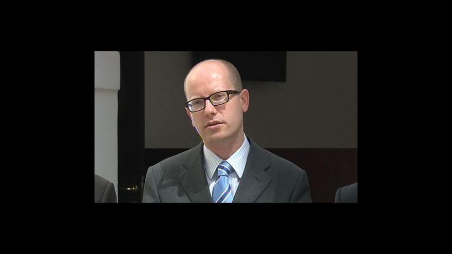 Video Brífink ČSSD ke změnám v DPH