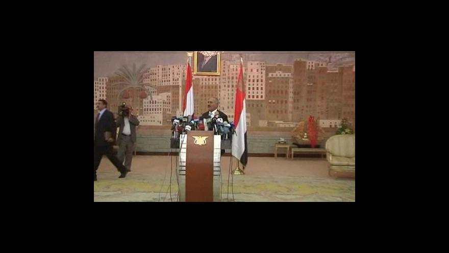 Video Nepokoje v Jemenu a Sýrii