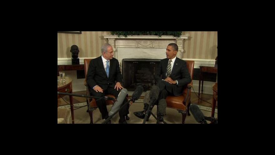 Video Spory mezi USA a Izraelem kvůli prolomení tabu