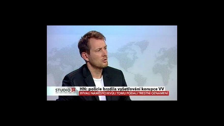 Video Rozhovor s Radkem Kedroněm