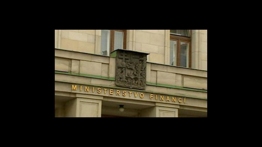 Video Boj proti daňovým únikům tématem Ekonomiky ČT24