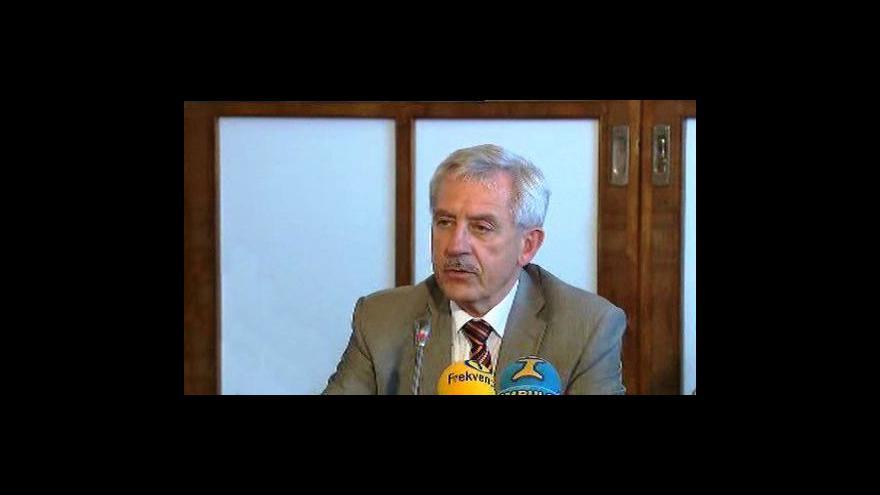 Video Brífink Leoše Hegera o lékové politice