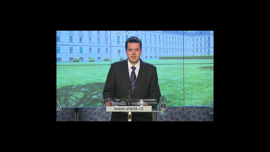 Video Tiskové vyjádření Jana Osúcha po jednání K9
