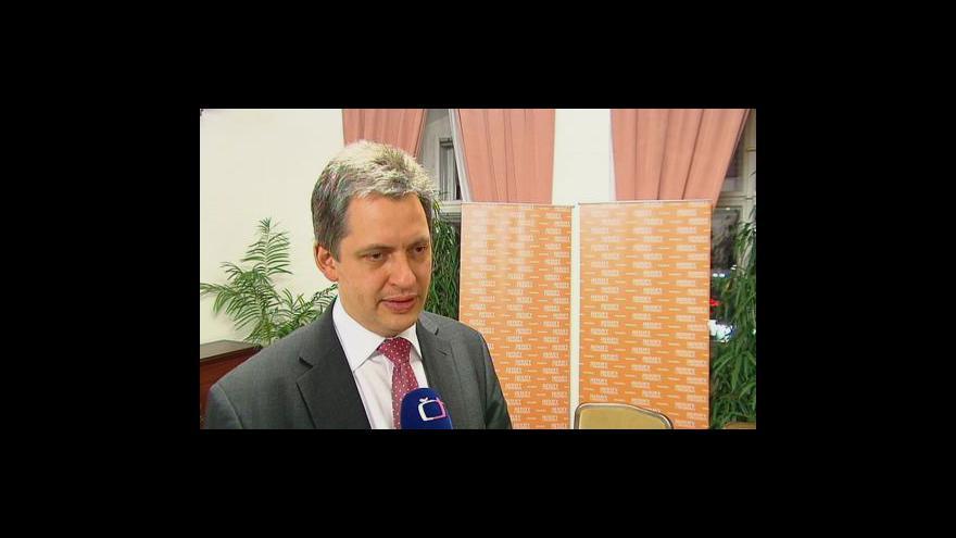 Video Rozhovor s Jiřím Dienstbierem