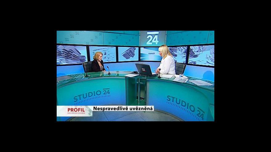 Video Rozhovor s Irenou Vlachovou-Šimonovou