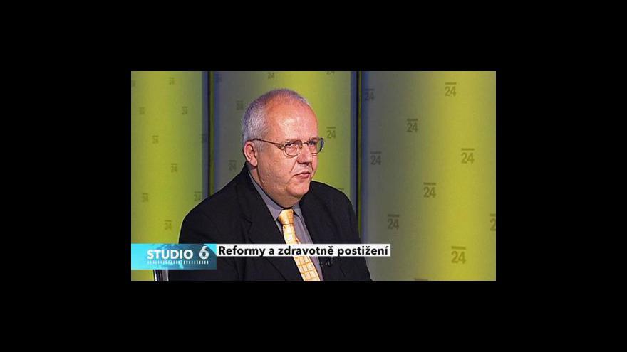 Video Rozhovor s Milanem Pešákem