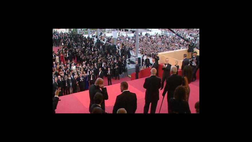 Video Darina Křivánková informuje z Cannes