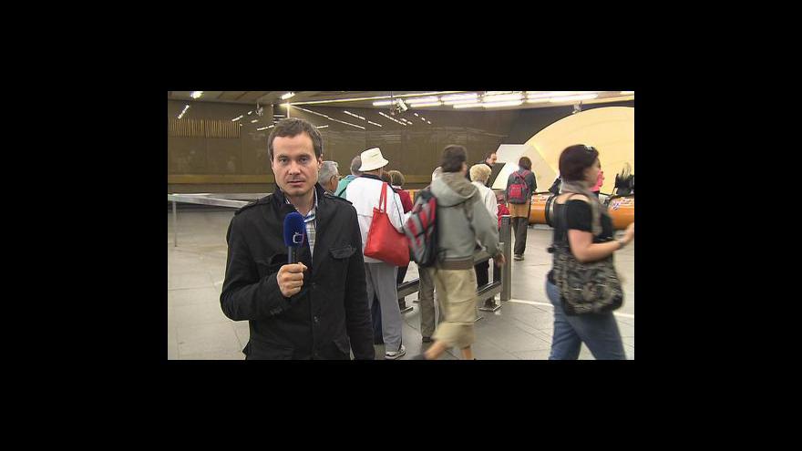 Video Reportáž Luďka Jíry