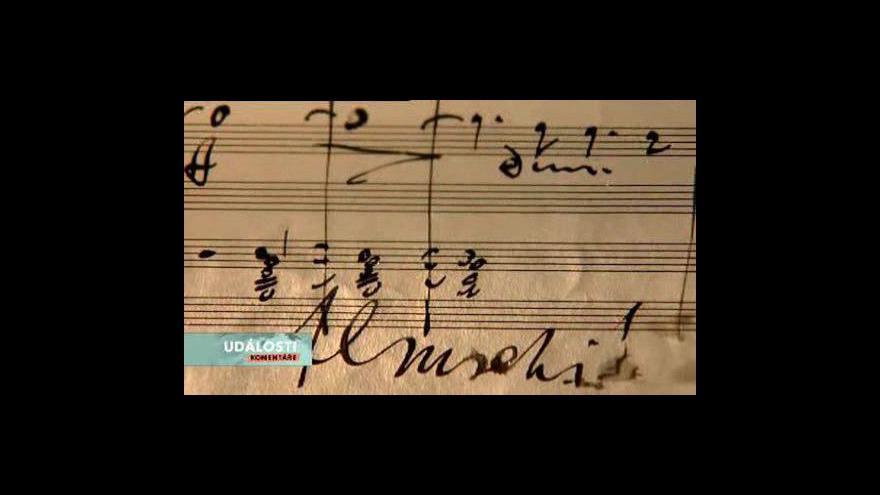 Video Rozhovor s dirigentem Rolfem Beckem