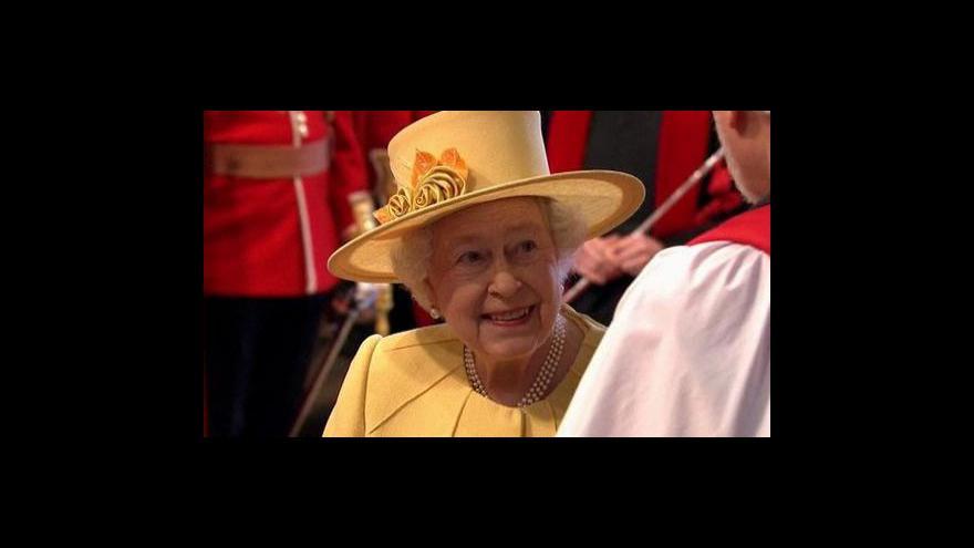 Video Alžběta II. navštíví Irsko