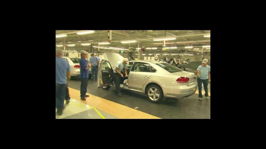 Video Volkswagen zpět do USA
