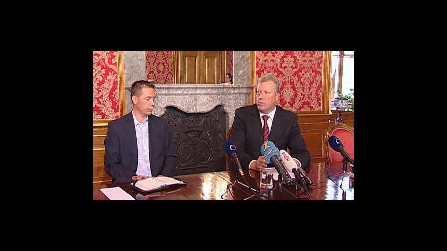 Video TK Jiřího Bessera