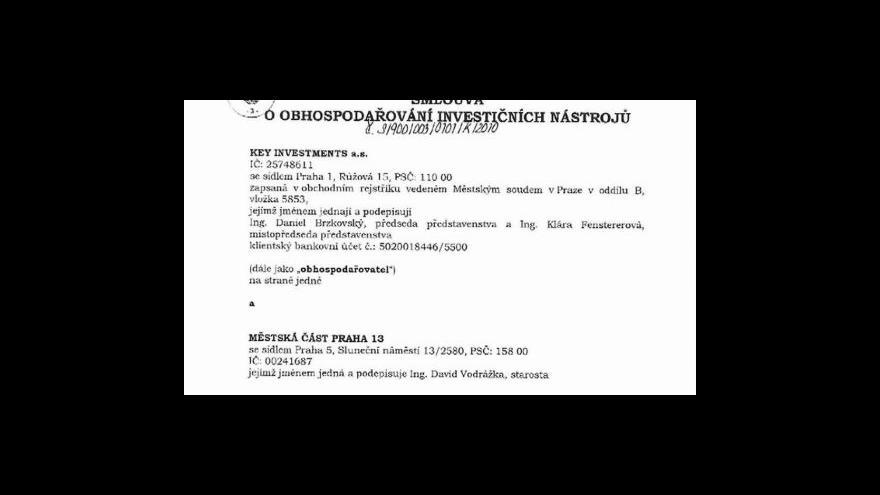 Video Reportáž Pavly Sedliské a Zuzany Tvarůžkové