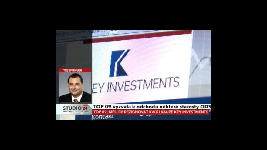 Video Rozhovor s Borisem Šťastným