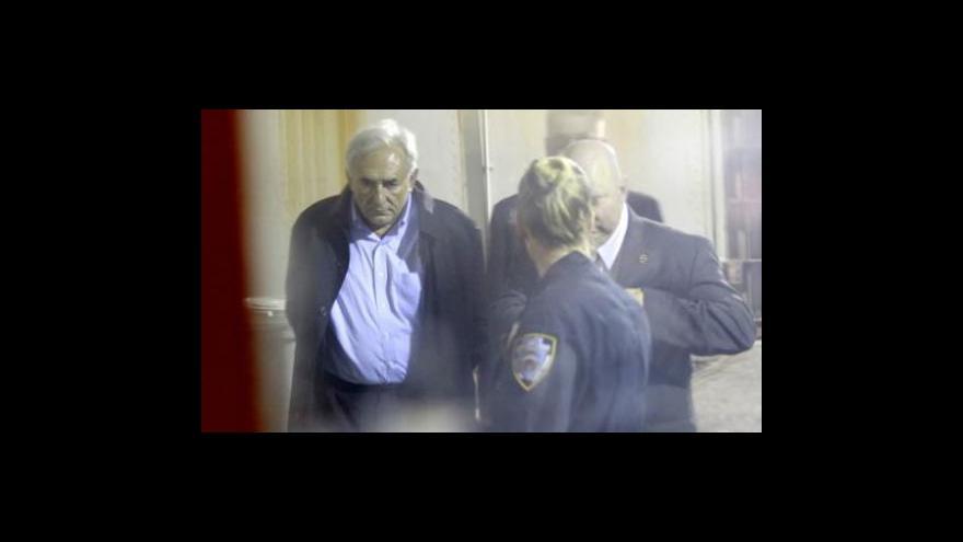 Video Kdo nahradí Strausse-Kahna?