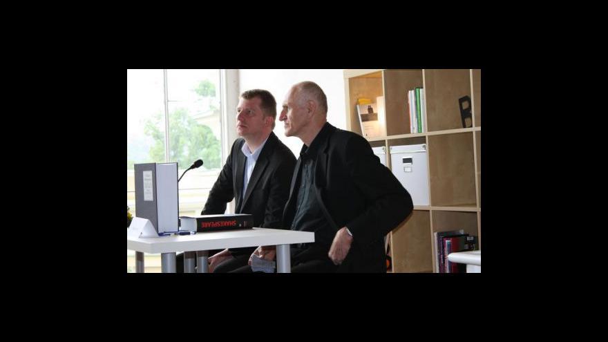 Video Rozhovor s Martinem Hilským
