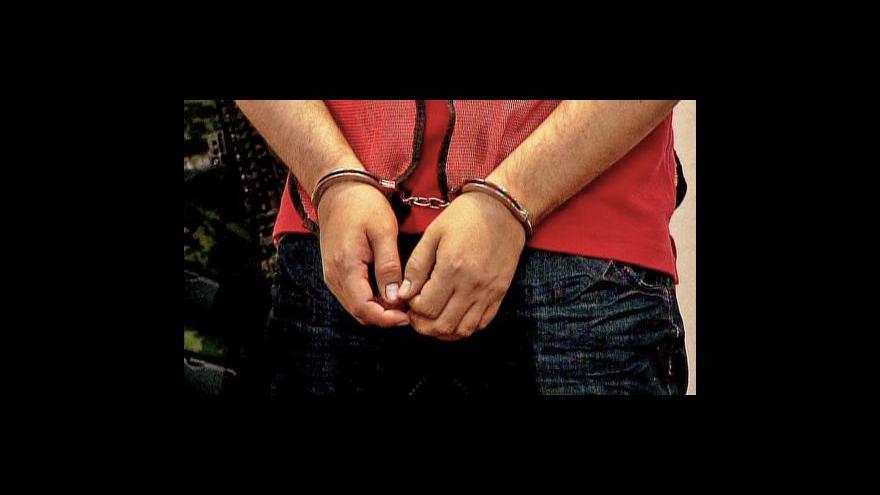 Video V Mexiku dopadli významného drogového bosse