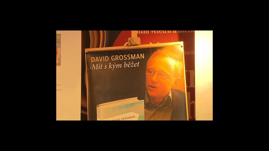 Video Rozhovor s Davidem Grossmanem