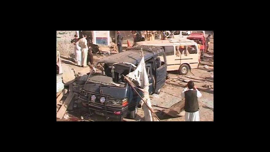 Video Tálibán se mstí za smrt bin Ládina