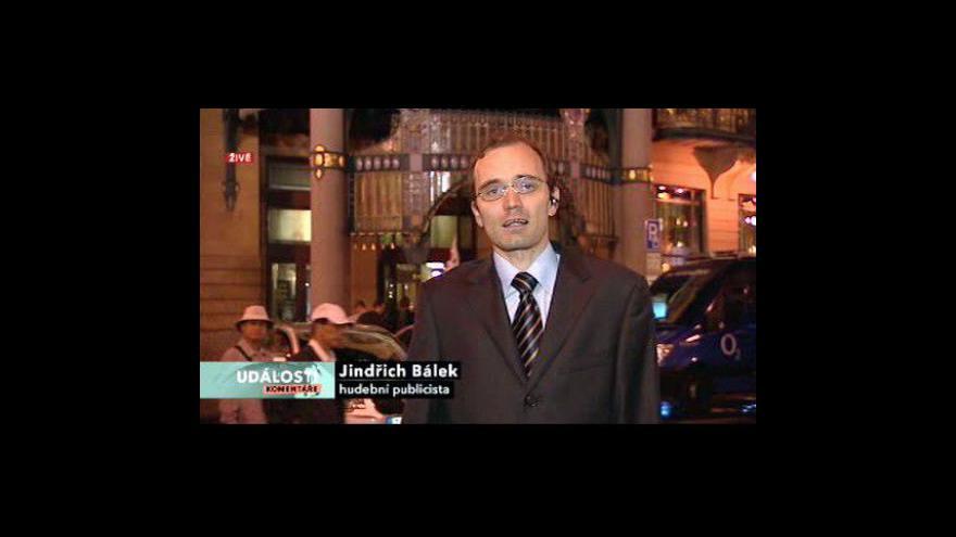 Video Rozhovor s Jindřichem Bálkem