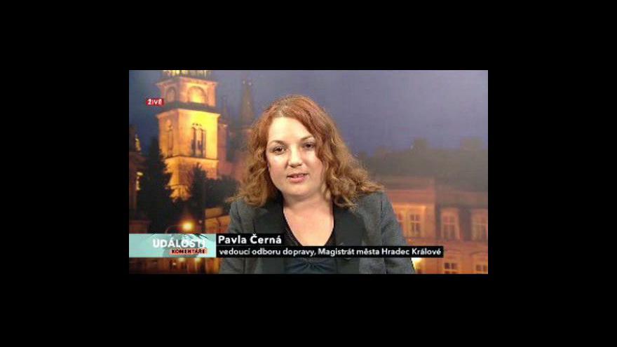 Video Rozhovor s Pavlou Černou
