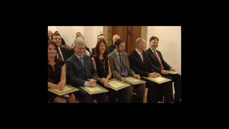 Video Největší plátci daní tématem Ekonomiky ČT24