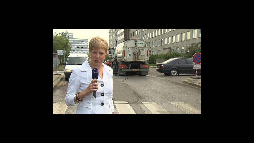 Video Reportáž Evy Davidové