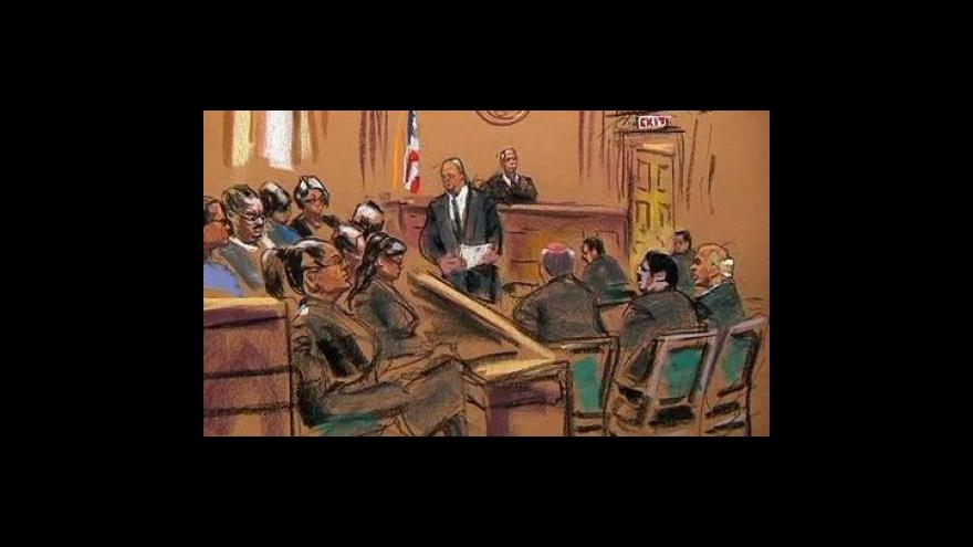 Video Soud s podvodníkem z Wall Streetu