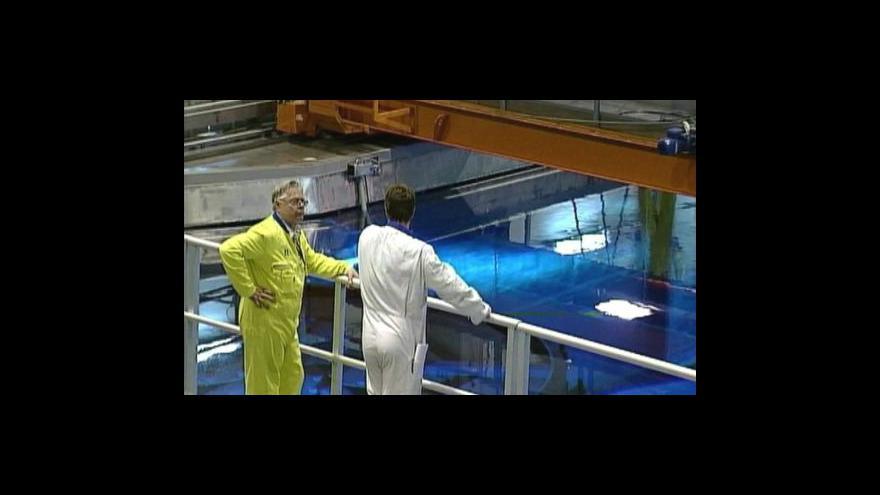 Video Konec jaderné energetiky v Německu