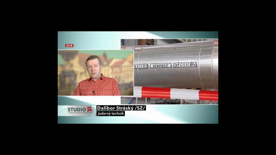 Video Rozhovor s Daliborem Stráským