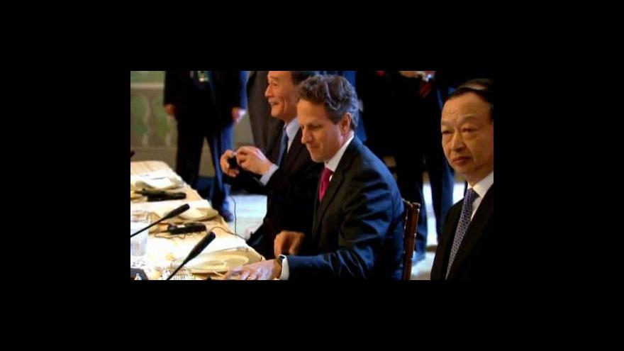 Video Jednání USA s Čínou