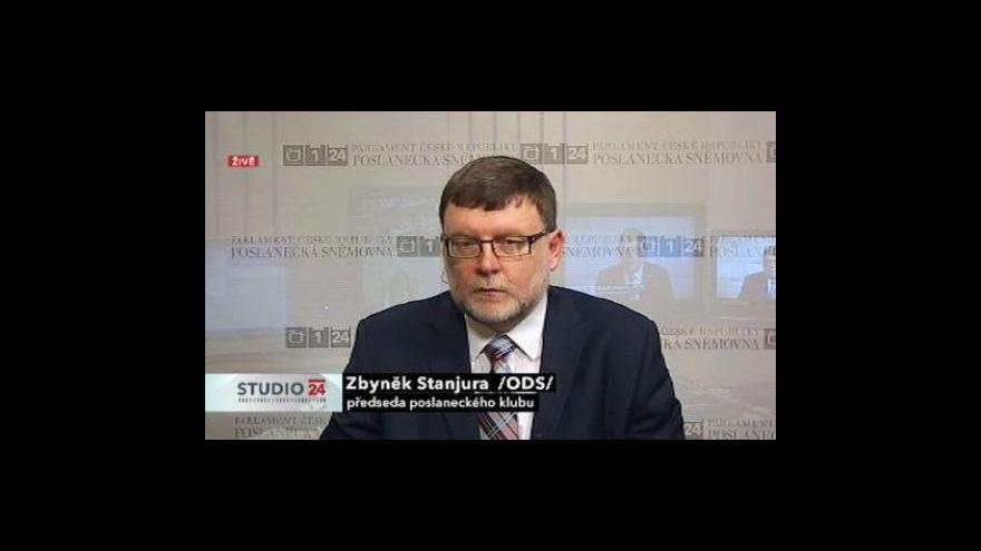 Video Rozhovor se Zbyňkem Stanjurou
