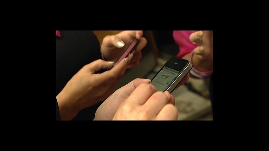 Video Scéna mobilních aplikací roste