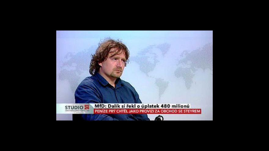 Video Rozhovor s Jankem Kroupou