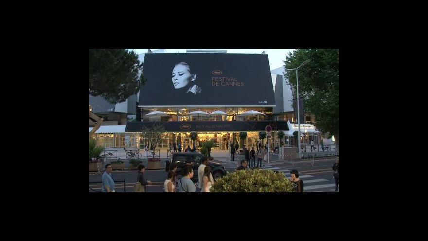 Video Z Cannes informuje Lucie Klímová