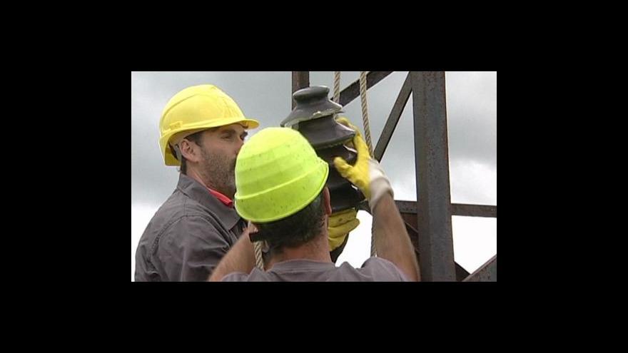 Video Hospodářské výsledky ČEZu