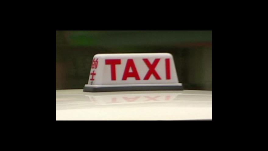 Video Taxíky v Hongkongu lukrativní investicí