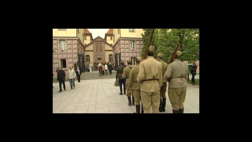 Video Česko si připomíná konec 2. světové války