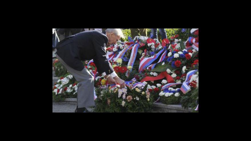 Video Plzeň oslavuje výročí osvobození