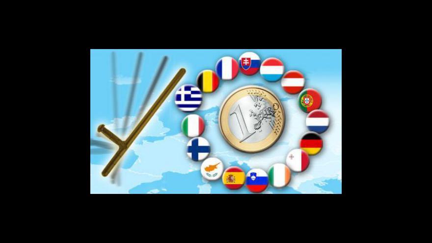 Video V Lucemburku jednali zástupci eurozóny