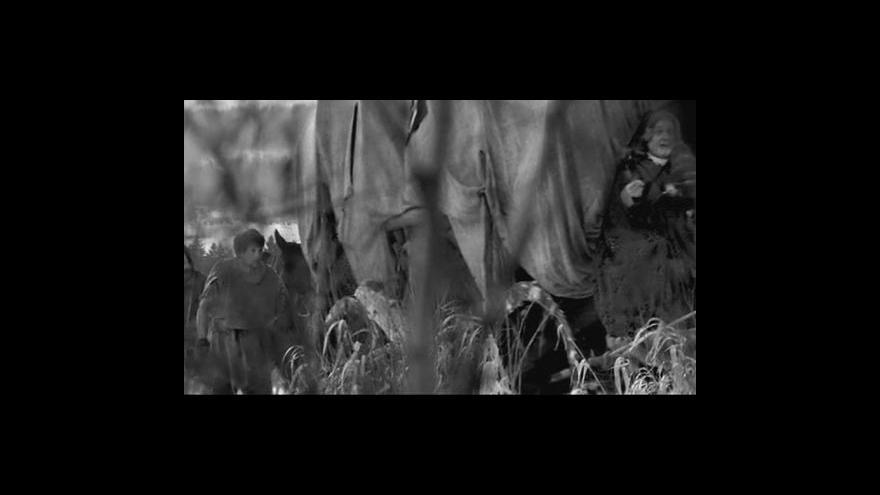 Video Markéta Lazarová v novém