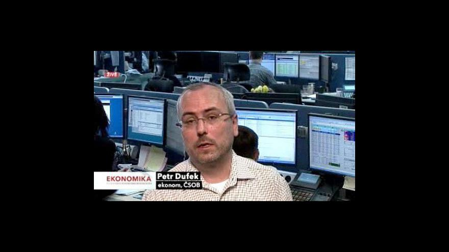 Video Komentář Petra Dufka