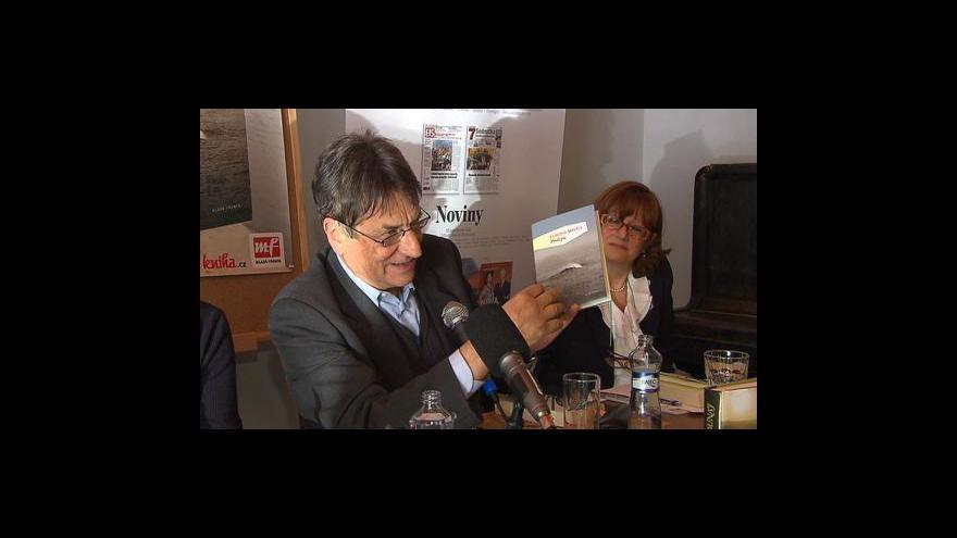 Video Rozhovor s Claudiem Magrisem