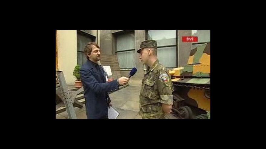 Video Rezhovor s Robertem Speychalem