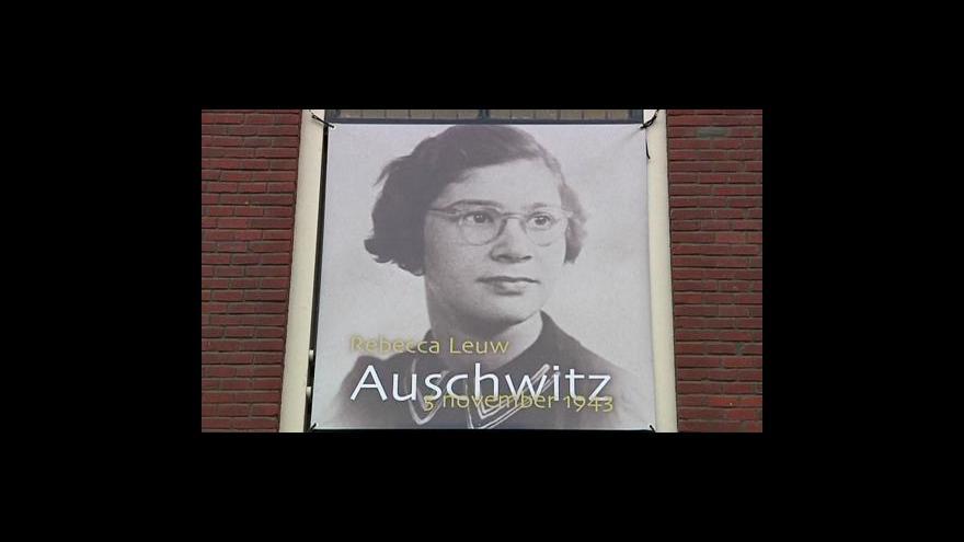 Video Nizozemsko slaví Den osvobození