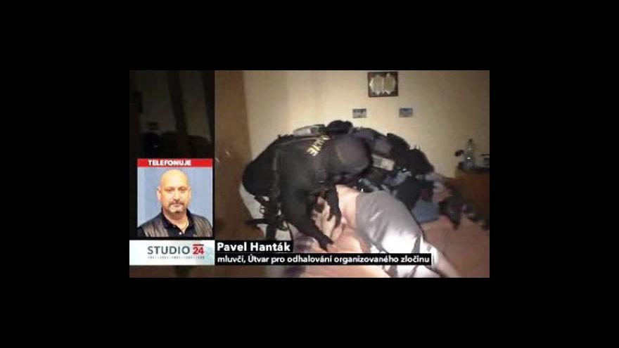 Video Rozhovor s Pavlem Hantákem a Miroslavem Marešem