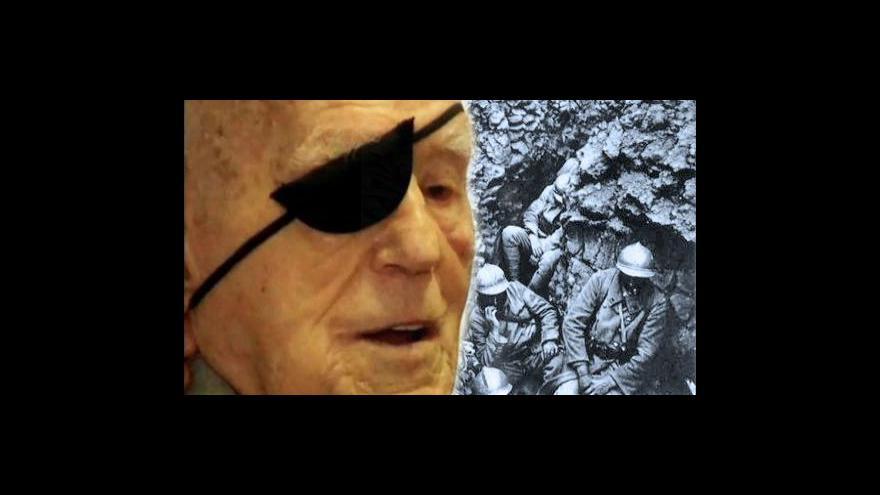 Video Zemřel poslední veterán I. světové války