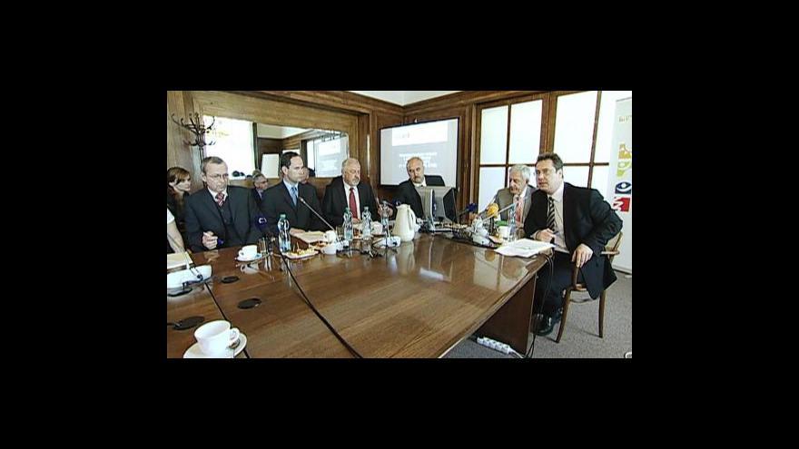 Video Brífink k hospodaření fakultních nemocnic