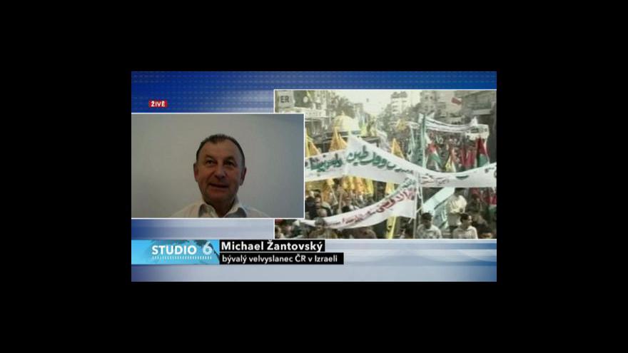Video Rozhovor s Michaelem Žantovským