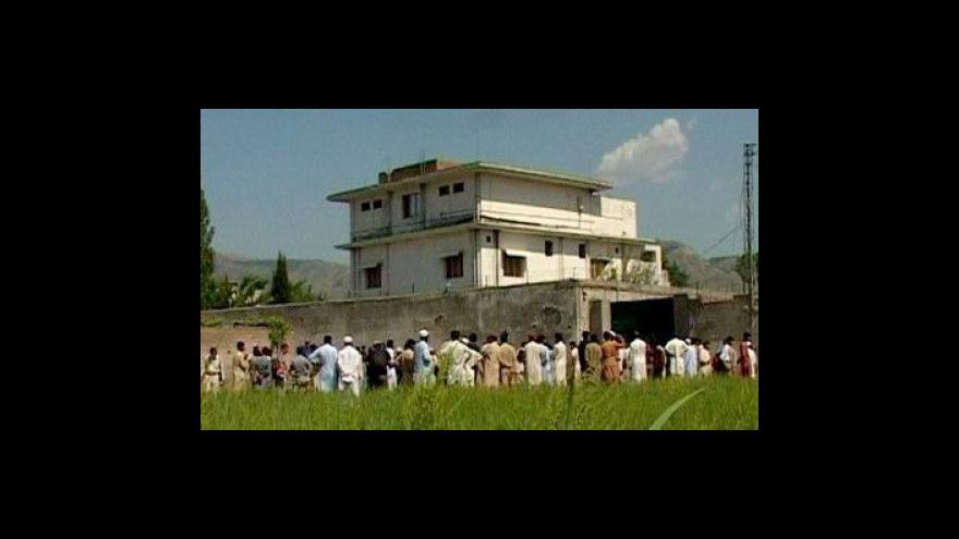 Video USA přinesly nové detaily o smrti bin Ládina